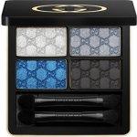 Gucci Eye oční stíny 100 Ocean Rhapsody Magnetic Color Shadow Quad 5 g
