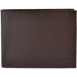 Peněženka HORSEFEATHERS Gear brown BEZ. Pánská peněženka ...
