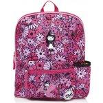 Babymel batoh ZIP a ZOE floral pink 7621