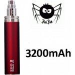 BuiBui GS eGo III baterie 3200mAh Red