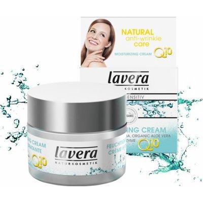Lavera Basis Sensitive hydratační krém Q10 50 ml