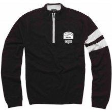 Pánský černý svetr BRADFORD Alpinestars 1035-51003