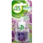 Air Wick electric osvěžovač fialové levandulové louky náplň 19 ml