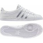Adidas ORIGINALS COURT STAR SLIM W - runwht/metsil/stdepk