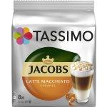 Recenze Tassimo Jacobs Krönung Latte Macchiato Caramel 8 porcí