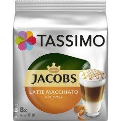 Tassimo Jacobs Krönung Latte Macchiato Caramel 8 porcí