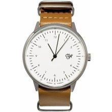 Cheapo Watch Harold Brown/White