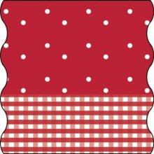 519d24f18fa Lässig Dětský šátek Twister Baby Dots vichy red