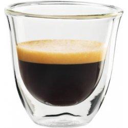 DeLonghi Espresso skleničky 60 ml