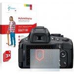 Ochranná fólie Vikuiti 3M na Nikon D5100, 3ks