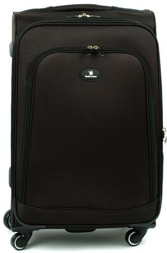 Cestovní zavazadla David Jones 2000 kufr střední 40x28x67 Černá ... cd2ac3999b