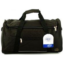 Airtex 858/85 taška přes rameno 39x41x85, Černá