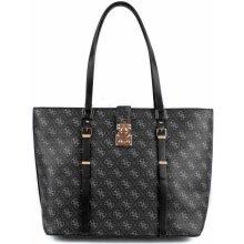 Guess dámská kabelka přes rameno Velká Černá