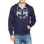 Pepe jeans pánská mikina modrá - Vyhledávání na Heureka.cz 8ddb4202b94