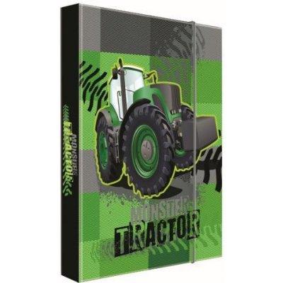Karton P+P A5 Traktor 5-77319
