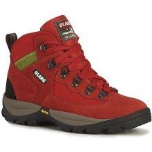 71c1339bbc5 Dámská kotníková treková obuv Olang Gottardo.Tex červená