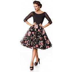 ebd32dfa2b72 Dámské retro šaty s jarní výšivkou 425951 červená od 4 440 Kč ...