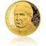 Česká mincovna Zlatý dukát Českoslovenští prezidenti Ludvík Svoboda 3,49 g