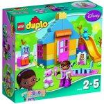 Lego Duplo 10606 Doktorka Plyšáková Ordinace na dvorku