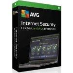 AVG Internet Security 1 lic. 1 rok SN DVD (ISCEN12DCZS001)