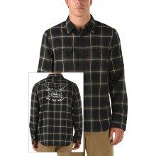 Vans Košile Monterey Ii Black černá a27a0230c1