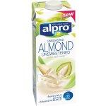 Alpro Mandlový nápoj nepražený neslazený 1000 ml