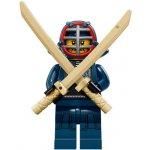 Lego Creator 71011 Minifigurky 15. série 12. Bojovník Kendo