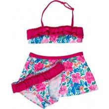 Losan dívčí plavky růžová