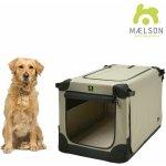 Maelson Soft Kennel Nylonová přepravka - XXL, 105x72x81 cm