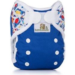 Bamboolik MiniMimi svrchní kalhotky Modrá + Bagry od 399 Kč - Heureka.cz 18d2be51a8
