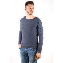 Calvin Klein pánský tmavě modrý svetr