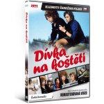 Dívka na koštěti DVD