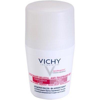 Vichy Deodorant kuličkový deodorant roll-on omezující růst chloupků 50 ml