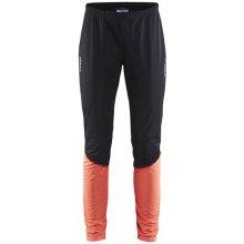 Craft W Kalhoty Storm 2.0 černá s růžovou
