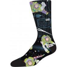 Vans ponožky TOY STORY X - černá