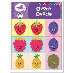 Oskola Pexeso: ovoce