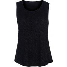 Full Circle Shine Vest Lds81 black