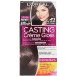 L´Oréal Casting Creme Gloss 412 ledové kakao Iced Chocolates barva na vlasy