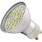 Led-Lux LED žárovka 5.5W Studená bílá 27 SMD2835 Alu GU10