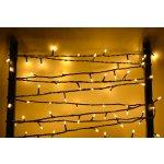 PHILIPS SVĚTELNÝ ŘETĚZ 100 LED teple bílá