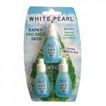 VitalCare Kapky pro svěží dech White Pearl 3 x 3,7 ml