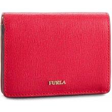 Furla Malá dámská peněženka Babylon 962177 P PZ28 B30 Ruby