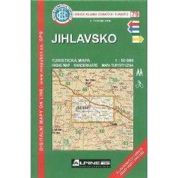 Jihlavsko Turisticka Mapa Edice 79 Od 99 Kc Heureka Cz
