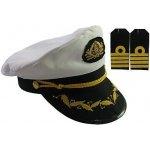 námořnická čepice s výložkami