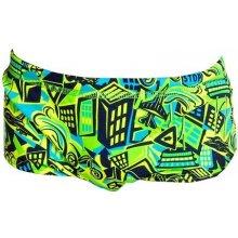 Dětské chlapecké plavky Funky Trunks Petrol Pants 1fc97c89a9