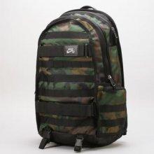 2c74496607 Nike SB RPM Backpack AOP camo zelený   černý