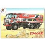 Omaľovánka A5 Dakar