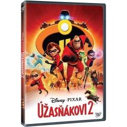 Úžasňákovi 2: DVD