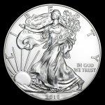 Eagle Stříbrná mince American Silver 1 oz 2018