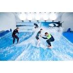 Indoor surfing na půl hodiny